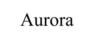 mark for AURORA, trademark #77871483