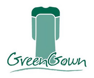 mark for GREENGOWN, trademark #77875092