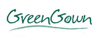 mark for GREENGOWN, trademark #77876166