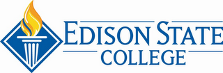mark for EDISON STATE COLLEGE, trademark #77879614