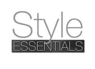 mark for STYLE ESSENTIALS, trademark #77879940