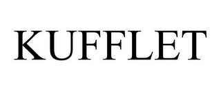 mark for KUFFLET, trademark #77880049