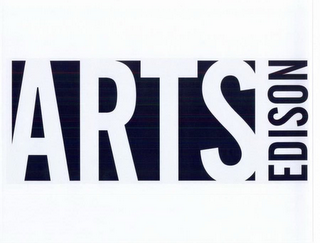 mark for ARTS EDISON, trademark #77880127