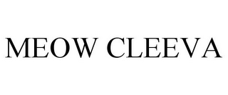mark for MEOW CLEEVA, trademark #77880715