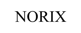 mark for NORIX, trademark #77882672