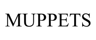 mark for MUPPETS, trademark #77883602