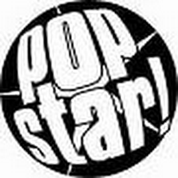 mark for POPSTAR!, trademark #77884154