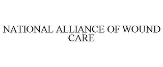 mark for NATIONAL ALLIANCE OF WOUND CARE, trademark #77886391
