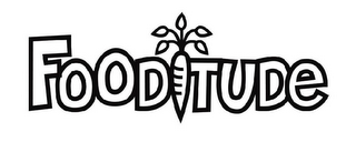 mark for FOODITUDE, trademark #77886807