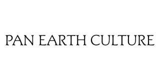 mark for PAN EARTH CULTURE, trademark #77886923