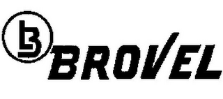 mark for LB BROVEL LABORATORIOS BROVEL, trademark #77886992