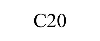 mark for C20, trademark #77890246