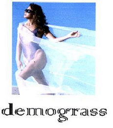 mark for DEMOGRASS, trademark #77890490