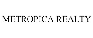 mark for METROPICA REALTY, trademark #77890851