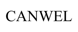 mark for CANWEL, trademark #77891129