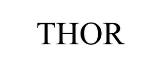 mark for THOR, trademark #77891602