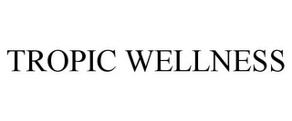mark for TROPIC WELLNESS, trademark #77894735