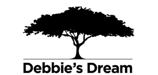 mark for DEBBIE'S DREAM, trademark #77895358