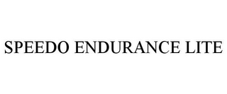 mark for SPEEDO ENDURANCE LITE, trademark #77895573