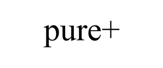 mark for PURE+, trademark #77895826