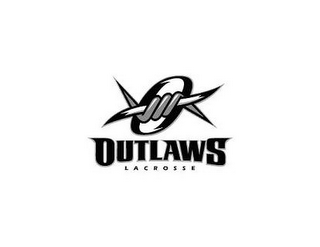 mark for O OUTLAWS LACROSSE, trademark #77897044
