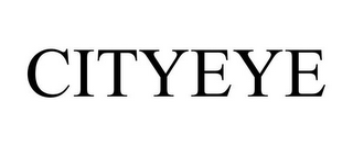 mark for CITYEYE, trademark #77897242