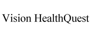 mark for VISION HEALTHQUEST, trademark #77898488