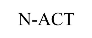 mark for N-ACT, trademark #77898882