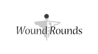 mark for WOUND ROUNDS, trademark #77899282