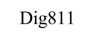 mark for DIG811, trademark #77899711