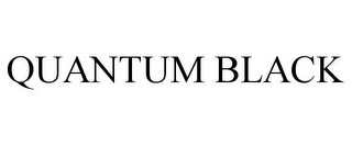 mark for QUANTUM BLACK, trademark #77900096