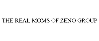 mark for THE REAL MOMS OF ZENO GROUP, trademark #77900120