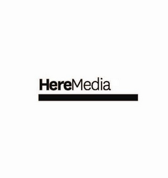mark for HEREMEDIA, trademark #77900804
