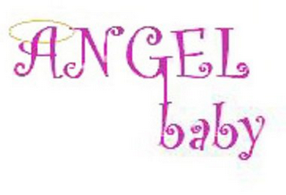 mark for ANGEL BABY, trademark #77902097