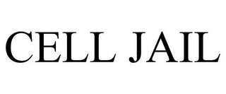 mark for CELL JAIL, trademark #77902940