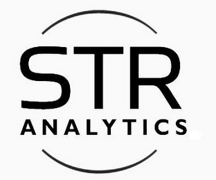 mark for STR ANALYTICS, trademark #77904962