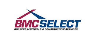mark for BMC SELECT BUILDING MATERIALS & CONSTRUCTION SERVICES, trademark #77906403