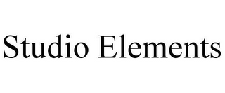 mark for STUDIO ELEMENTS, trademark #77906981