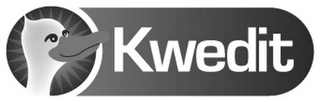 mark for KWEDIT, trademark #77907400