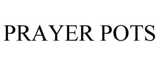 mark for PRAYER POTS, trademark #77908414
