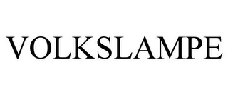 mark for VOLKSLAMPE, trademark #77908434