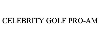 mark for CELEBRITY GOLF PRO-AM, trademark #77909125