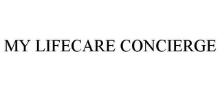 mark for MY LIFECARE CONCIERGE, trademark #77909789
