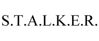 mark for S.T.A.L.K.E.R., trademark #77909929