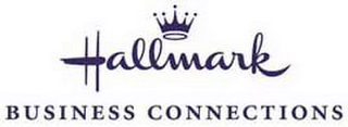 mark for HALLMARK BUSINESS CONNECTIONS, trademark #77910107