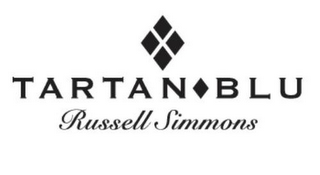 mark for TARTAN BLU RUSSELL SIMMONS, trademark #77911869