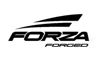 mark for FORZA FORGED, trademark #77912363