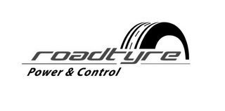 mark for ROADTYRE POWER & CONTROL, trademark #77913049