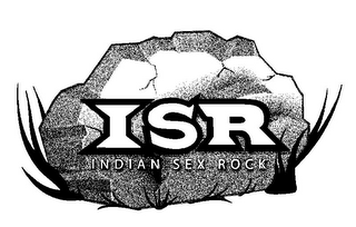 mark for ISR INDIAN SEX ROCK, trademark #77913316