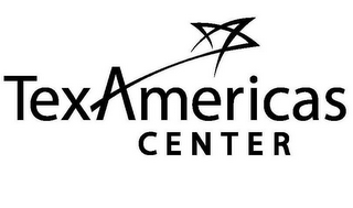 mark for TEXAMERICAS CENTER, trademark #77914696